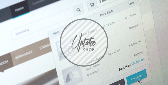 ThemeForest Uptake Shop HTML Template 4551683