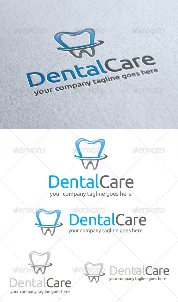 Dental Care Logo - Humans Logo Templates