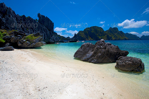 El Nido - Stock Photo - Images