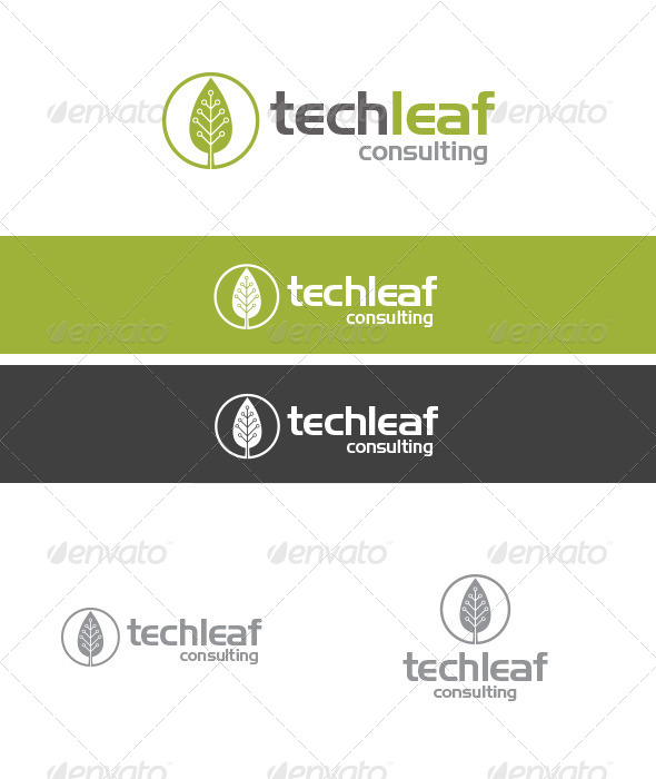 GraphicRiver TechLeaf Consulting 4554740