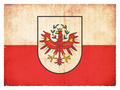 Grunge flag of Tyrol (Austria) - PhotoDune Item for Sale