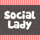 Social Lady - 20 Social Media &amp;amp; Web Service Icons - GraphicRiver Item for Sale