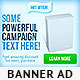 Web Banner Design Template 3 - GraphicRiver Item for Sale