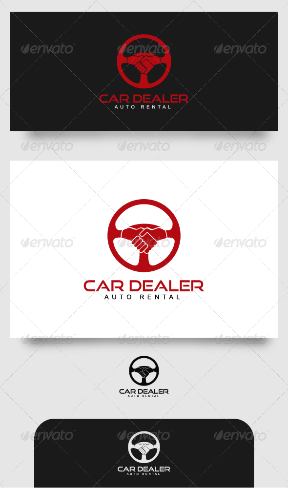 GraphicRiver Car Dealer 4518923