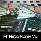 Fitness Flyer V5 - GraphicRiver Item for Sale