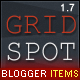 Grid Spot - Responsive Blogger Template - ThemeForest Item for Sale