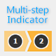 Multi-step Indicator - CodeCanyon Item for Sale