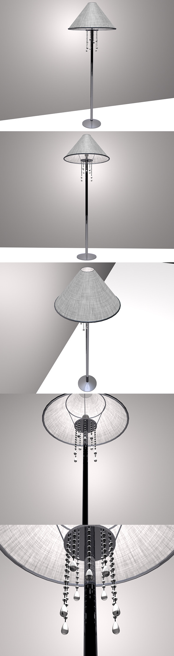 3DOcean Lamp Shade 4562865