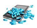 Tablet and pills - PhotoDune Item for Sale