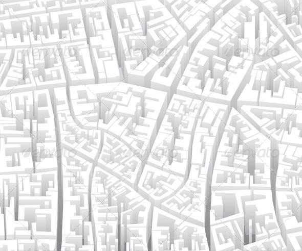 GraphicRiver The City 4563984