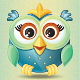 Funny Intelligent Olly the Owl - GraphicRiver Item for Sale