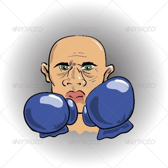 GraphicRiver Boxer 4564982