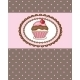 Piece of Cake, Cupcake Vector Illustration - GraphicRiver Item for Sale