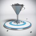 Marketing Sales or Conversion Funnel - PhotoDune Item for Sale