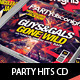 Party Hits CD Artwork Package Vol.1 - GraphicRiver Item for Sale