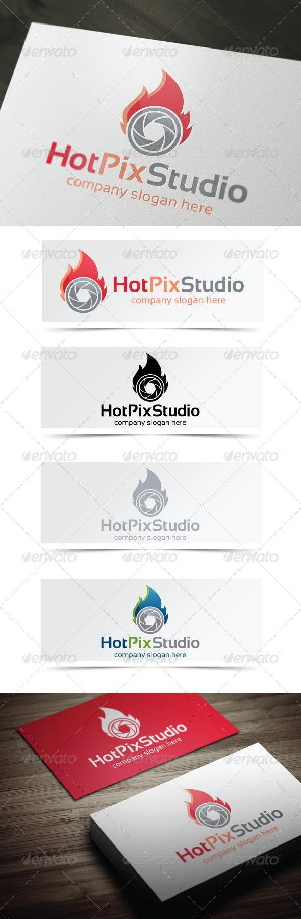 GraphicRiver Hot Pix Studio 4570305
