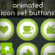 smooth vector icon set with cool animation - ActiveDen Item for Sale
