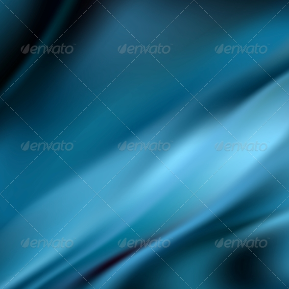 GraphicRiver Abstract Texture Blue Silk 4571566