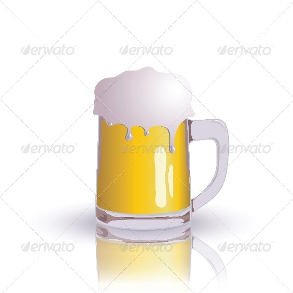GraphicRiver Mug of Beer 4571767