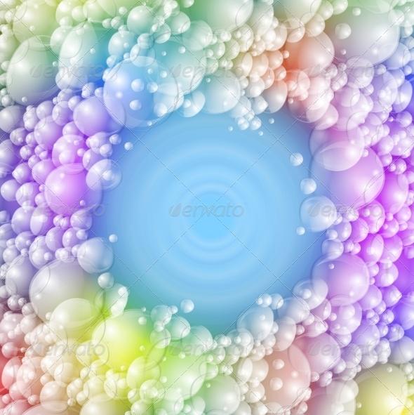 GraphicRiver Colorful Foam 4572876