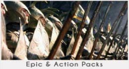 Epic & Action Packs