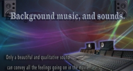 Background music and sounds