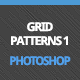 Grid Patterns - GraphicRiver Item for Sale