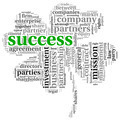 Success concept in tag cloud - PhotoDune Item for Sale