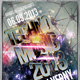Techno Music 2013 Flyer Volume 2 - GraphicRiver Item for Sale