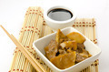 Chinese food, beef with bamboo and mushrooms - PhotoDune Item for Sale