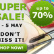 Super Sale Banner Set - GraphicRiver Item for Sale