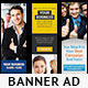 Corporate Banner Set Bundle 3.0 - GraphicRiver Item for Sale