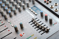 audio mixing board - PhotoDune Item for Sale