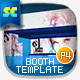 Booth Template Part 4 - GraphicRiver Item for Sale