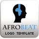 Afro Beat Logo Template - GraphicRiver Item for Sale