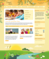 Download website template Sunny Kids - Responsive Creative WooCommerce Theme