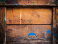 Old grunge wood box - PhotoDune Item for Sale