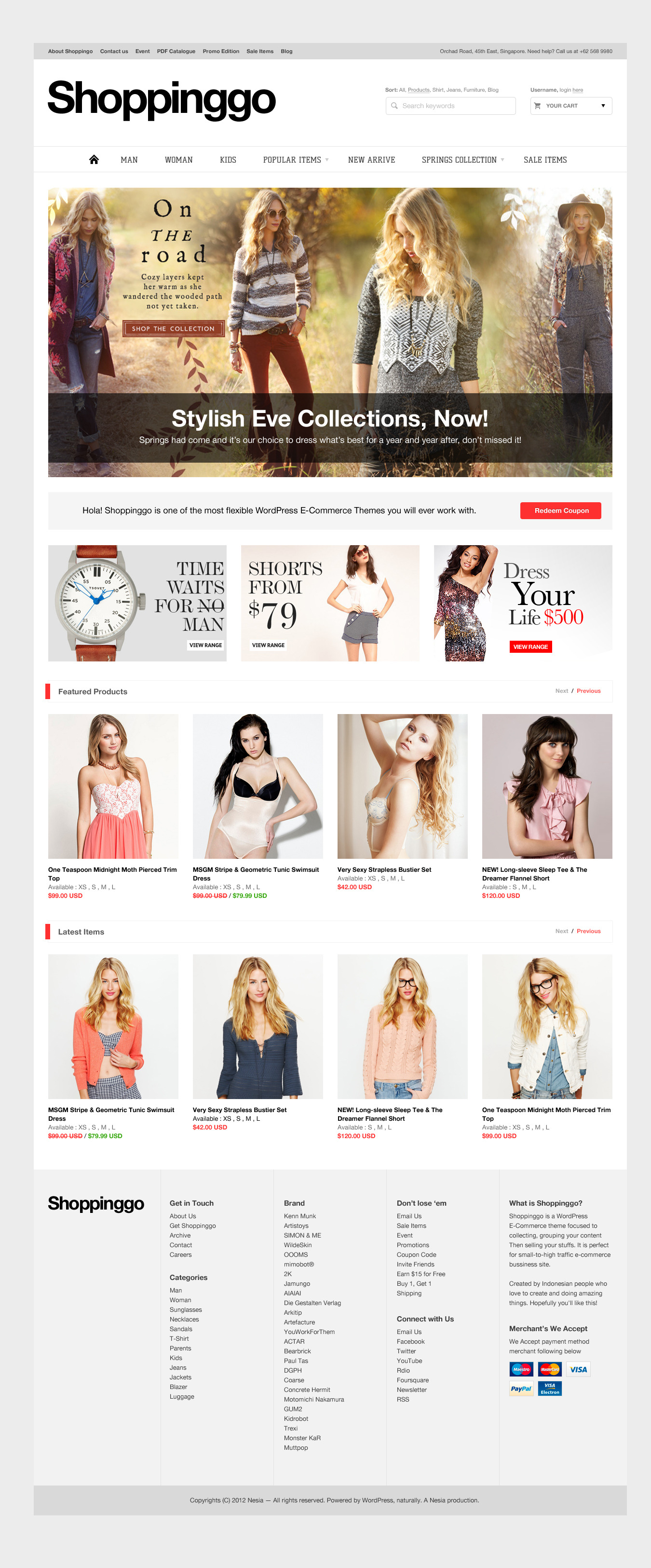 Shoppinggo - WordPress eCommerce Theme - 13