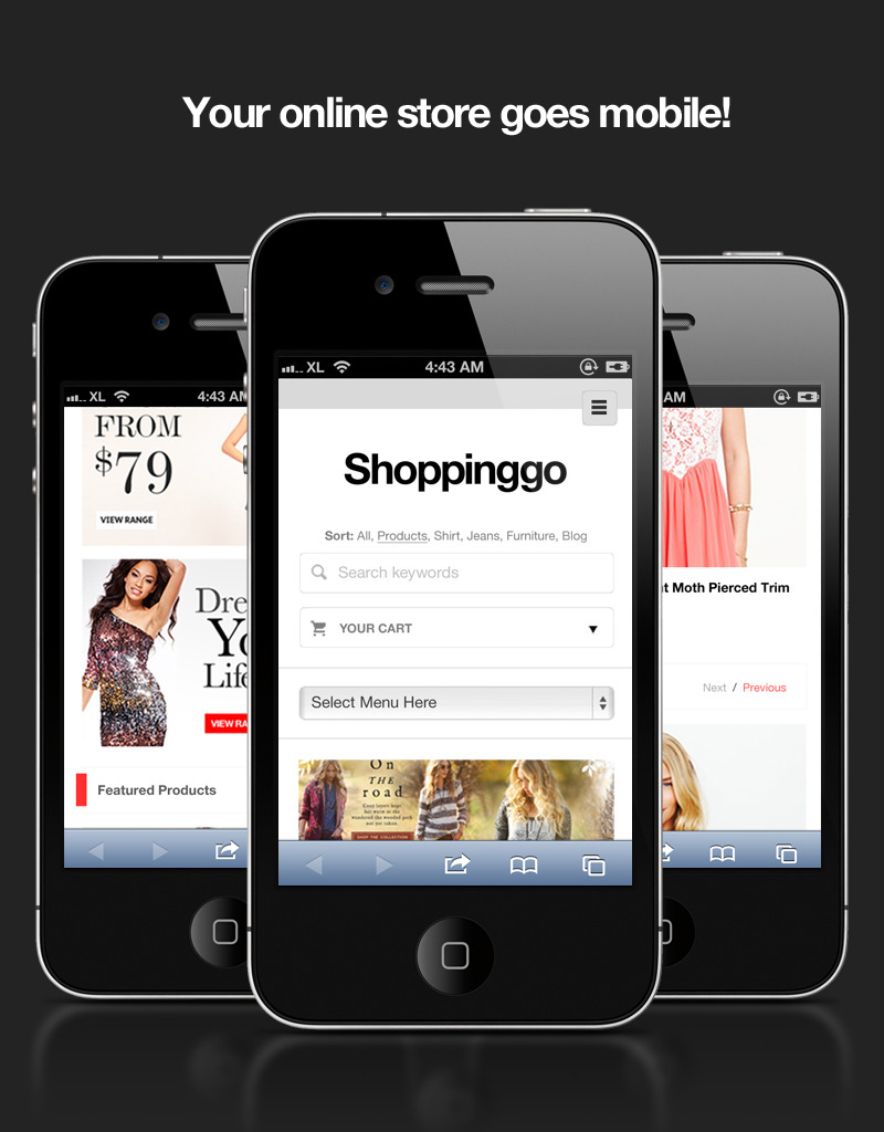 Shoppinggo - WordPress eCommerce Theme - 10