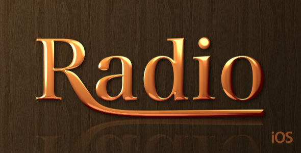 CodeCanyon Radio App for iPhone 4586989