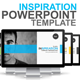Gstudio Inspiration Powerpoint Template - GraphicRiver Item for Sale