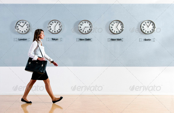 World Time - Stock Photo - Images