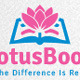 Lotus Book Logo - GraphicRiver Item for Sale