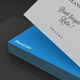 Realistic Business Card Mock-Up - GraphicRiver Item for Sale