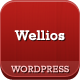 Wellios - Responsive VCard Wordpress Theme - ThemeForest Item for Sale