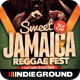 Reggae Flyer/Poster Vol. 6 - GraphicRiver Item for Sale