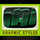 Dark Styles For Illustrator - GraphicRiver Item for Sale