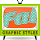 Fabric Graphic Styles and Patterns - GraphicRiver Item for Sale