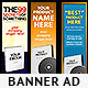 Product Box - Web Banner Design Bundle - GraphicRiver Item for Sale