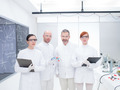 researcher team in laboratory - PhotoDune Item for Sale